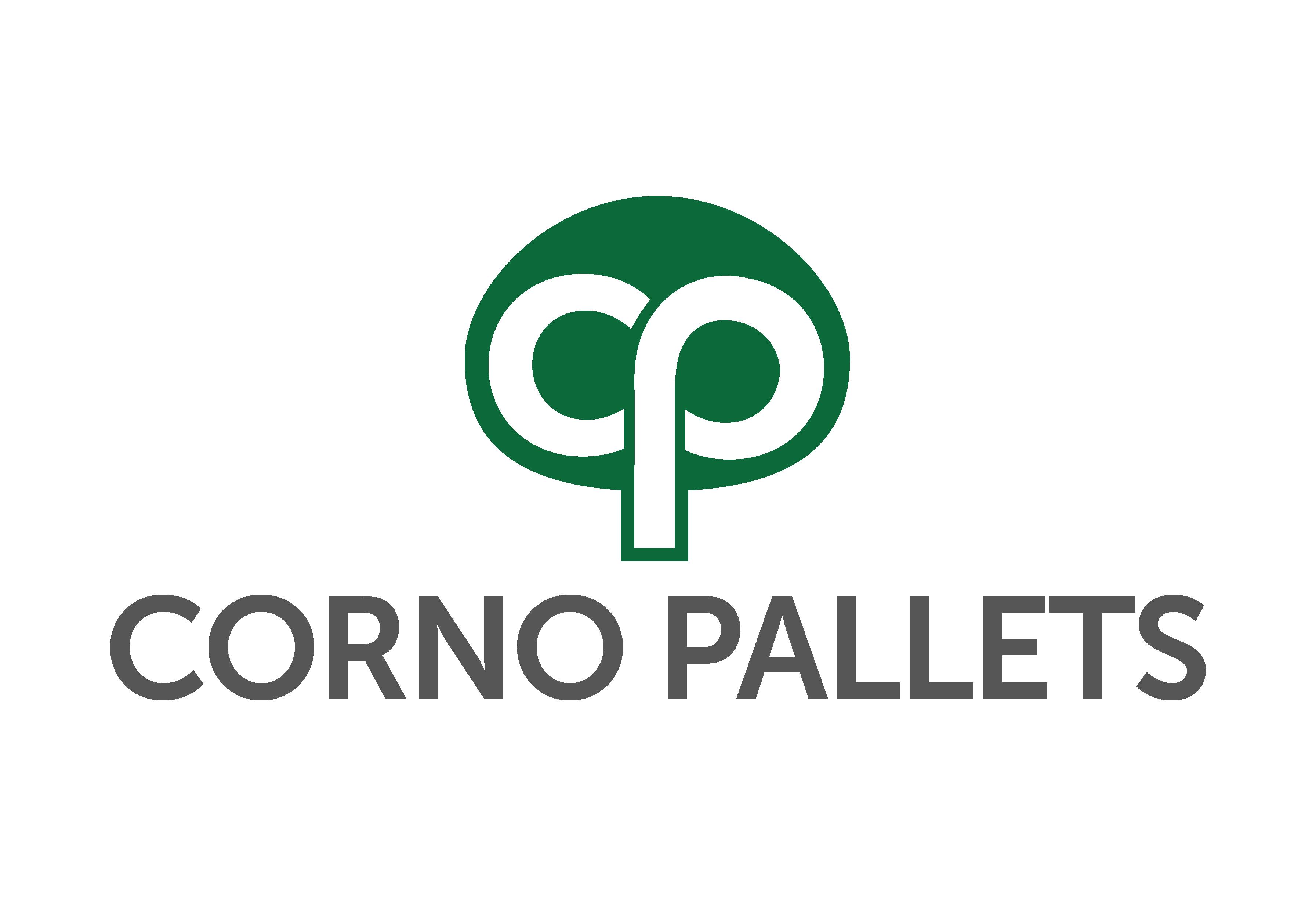 cornopallets - logo
